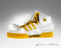 "Tenisky Adidas Airbag - kampaň ""All Day I Dream About Sneakers"""