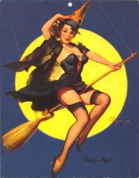 Gil Elvgren: Riding High (1959)