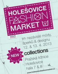 Holešovice Fashion Market 5 - New Collections